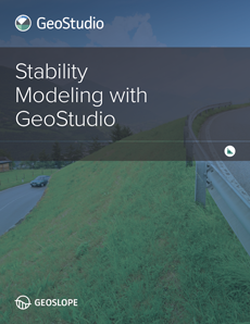 Stability Modeling with GeoStudio
