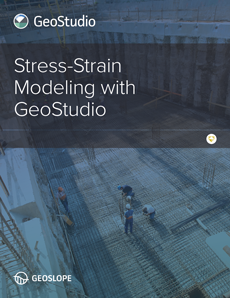 Stress-Strain Modeling with GeoStudio